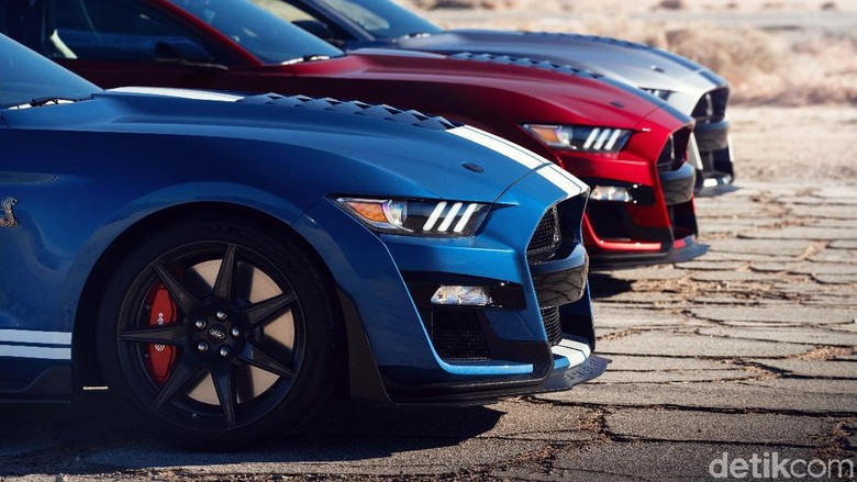 Mustang Shelby GT500 Foto: Dok. Ford