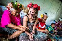 Masyarakat di Niue yang cepat akrab dengan turis