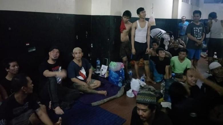 Curhat Ahmad Dhani Tidur Bagai Ikan Pindang di Cipinang
