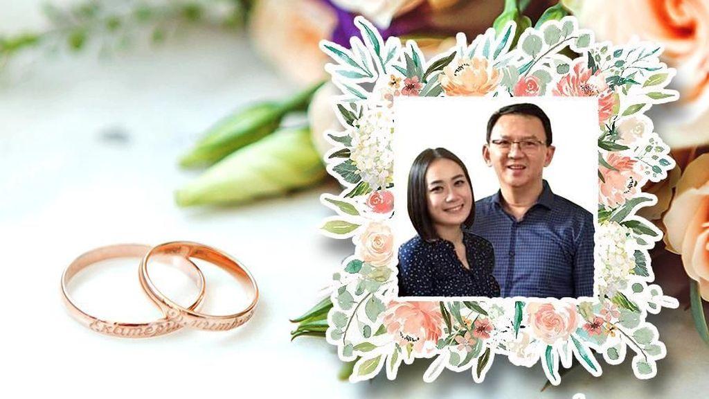 Adik-adik BTP Jawab Soal Kabar Pernikahan Ahok di Bali