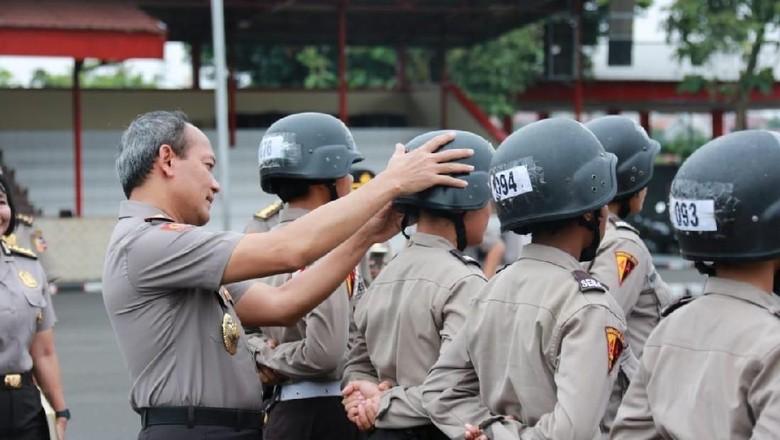 Beri Arahan Perdana, Komjen Arief Minta Persepsi Soal Lemdiklat Diubah