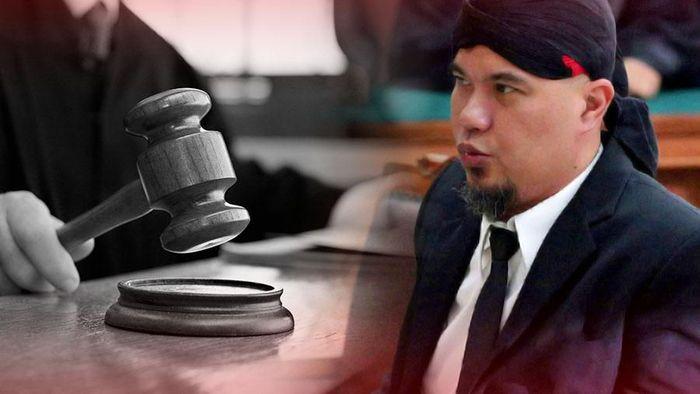 Ahmad Dhani Ditahan