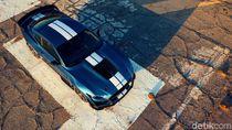 Mobil Keren Mustang Bakal Jadi Hybrid
