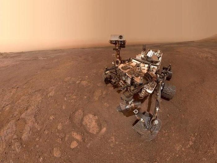 Robot Curiosity, Curiosity