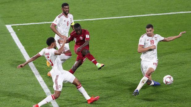 Kalahkan UEA 3-0, Qatar Jumpa Jepang di Final Piala Asia 2019