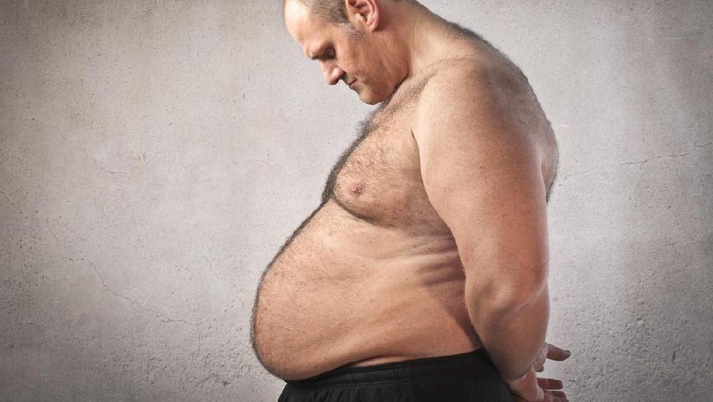 Transformasi Pria Muda yang Sukses Diet, Dulu Buncit dengan BB 116 Kg