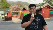 Serunya Gaya Kuliner Yong Lee, Pebulutangkis yang Punya Berat Badan 150 KG