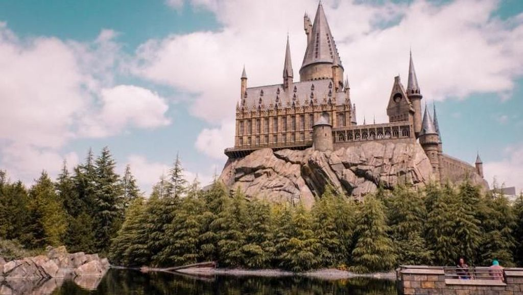 Begini Rasanya Masuk Dunia Harry Potter di Jepang
