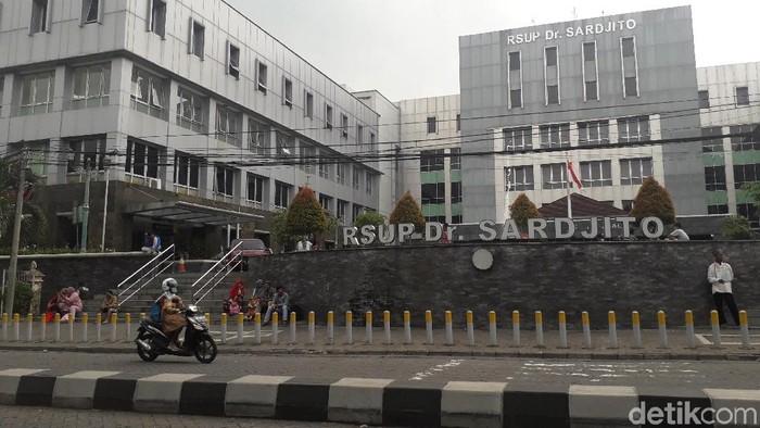 RSUP Dr Sardjito Yogyakarta, (29/1/2019)