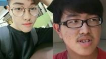 Takjub! Transformasi Pria yang Dulunya Dekil Jadi Kinclong karena Makeup