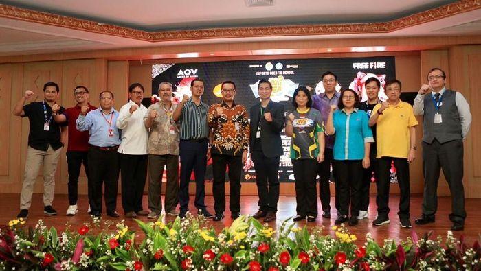 Kemenpora gelar turnamen eSport dengan grand final digelar September (Naif Alas/Kemenpora)