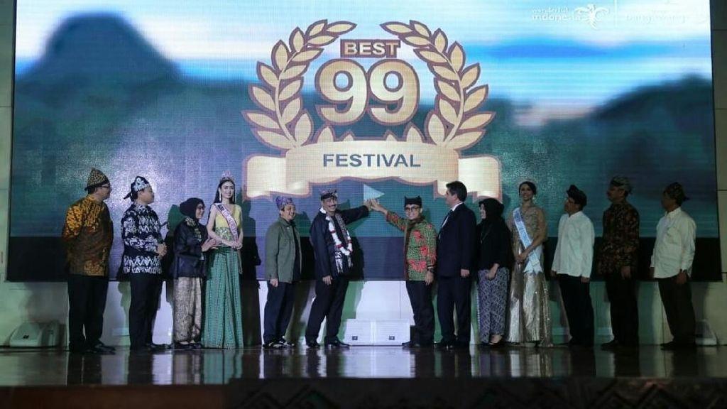 Banyuwangi Festival Diluncurkan, 30% Atraksi Bidik Wisatawan Milenial