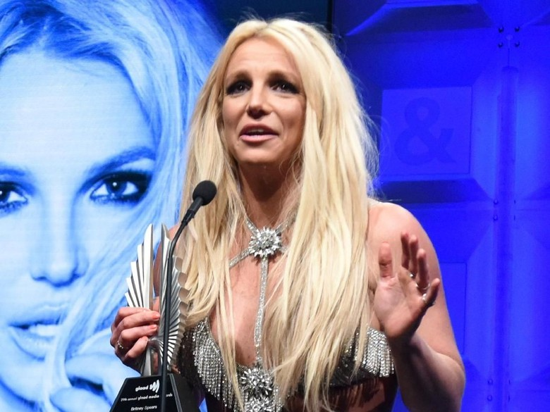 Lagu Britney Spears Jadi Musikal Once Upon A One More Time