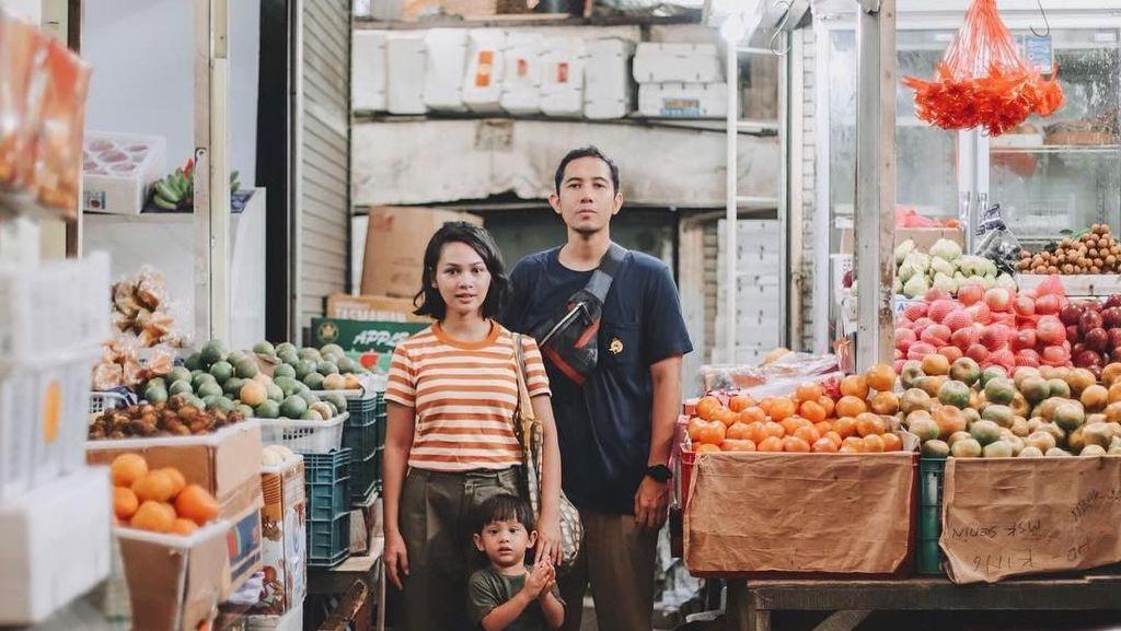 Ke Pasar Gede Solo, Andien dan Ippe Cicip Cabuk Rambak dan Lenjongan