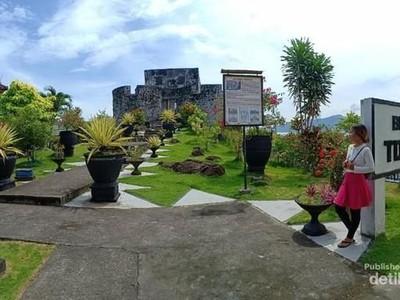 Benteng Tolluko, Saksi Pertahanan Ternate dari Spanyol