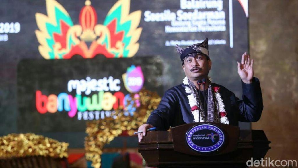 Wonderful Indonesia Raih Banyak Penghargaan, Ini Kata Menpar
