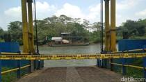 Pengelola Penyeberangan Sungai Brantas di Tulungagung Buka Suara