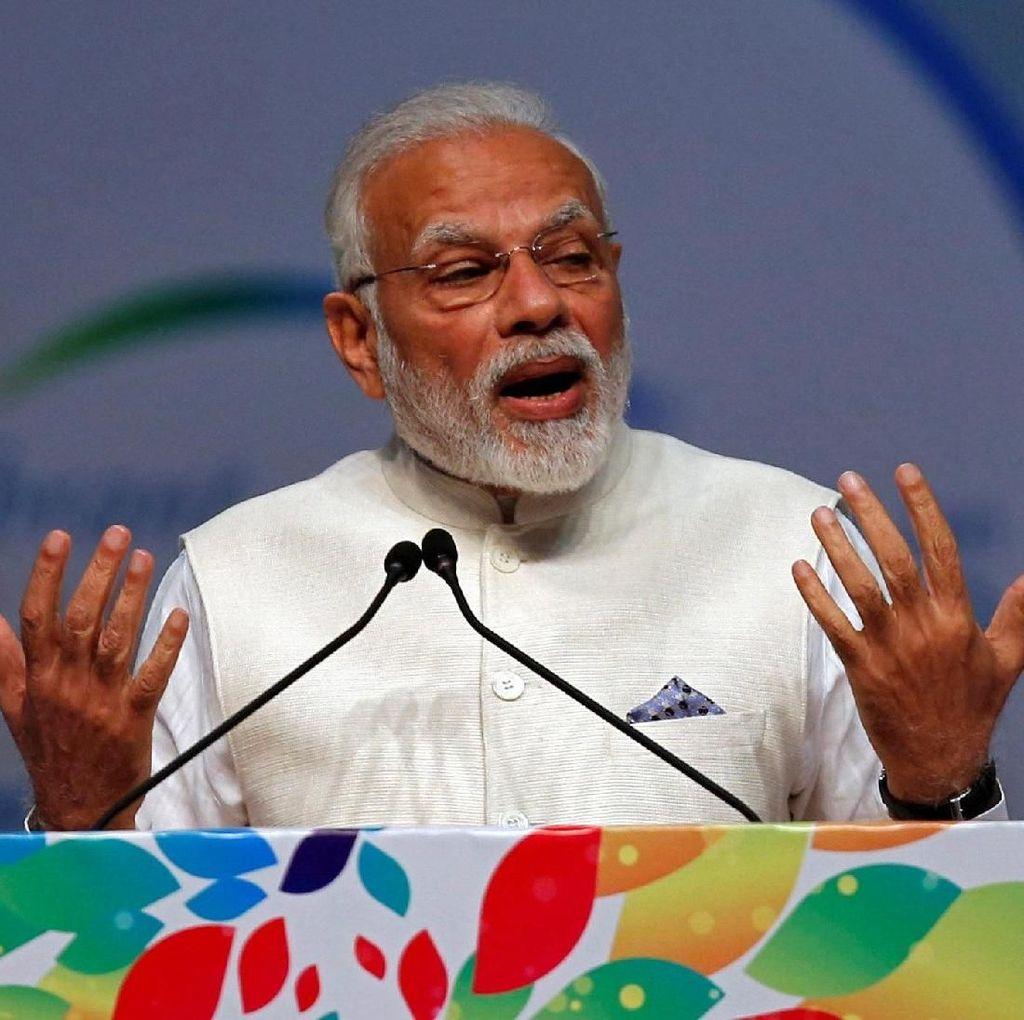 Partai PM India Narendra Modi Menangkan Pemilu Terbesar di Dunia