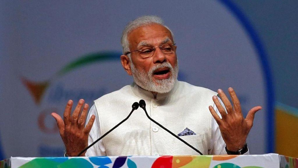 PM India Lakukan Kunjungan Mengejutkan ke Perbatasan dengan China