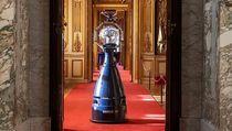 Istana di Inggris Pekerjakan Robot Sebagai Pemandu Wisata