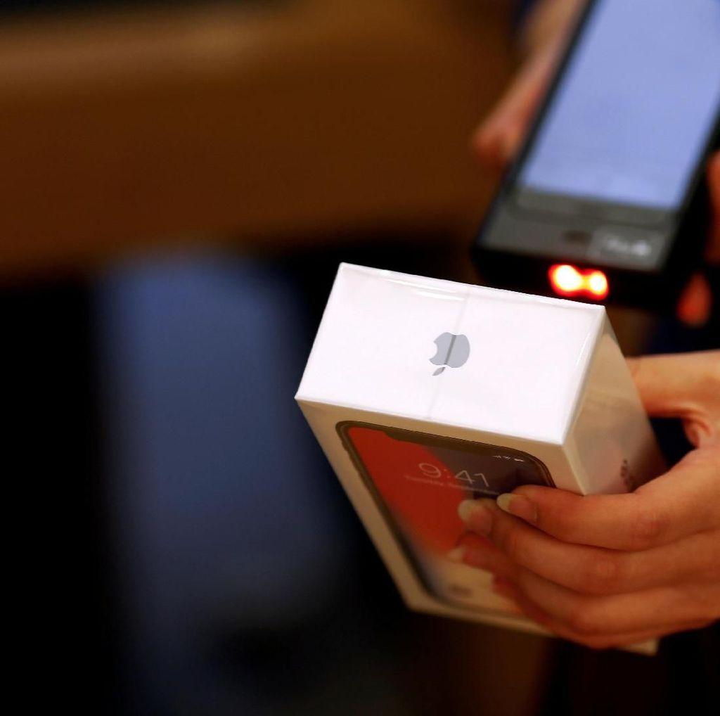 Coba Bangkitkan iPhone, Apple Gandeng Perusahaan Jack Ma