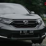 Honda CR-V 1.5L Turbo Prestige, SUV Jepang Bermesin 1.500 cc
