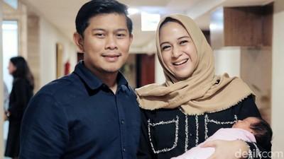 Cerita Nano-nano Nina Zatulini Lahirkan Anak Kedua