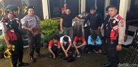 Usung Celurit dan Golok, Pelajar Sukabumi Ditangkap Polisi