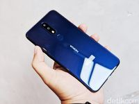 Nokia 5.1: Ponsel Rp 2 Jutaan Berpenampilan Oke, Tapi...