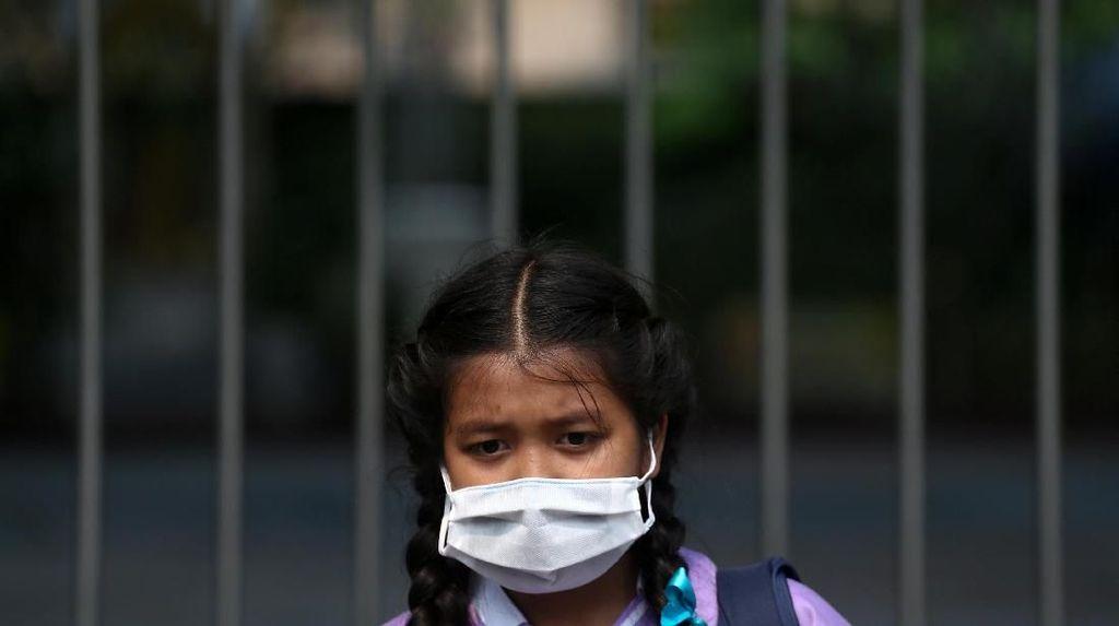 Ratusan Sekolah di Bangkok Diliburkan Gara-gara Kabut Beracun
