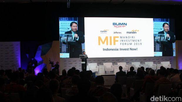 Sri Mulyani hingga Gubernur BI Pamer Ekonomi RI di Depan Investor