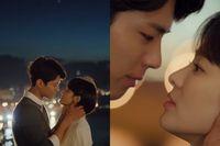 Adegan ciuman Park Bo Gum dan Song Hye Kyo.