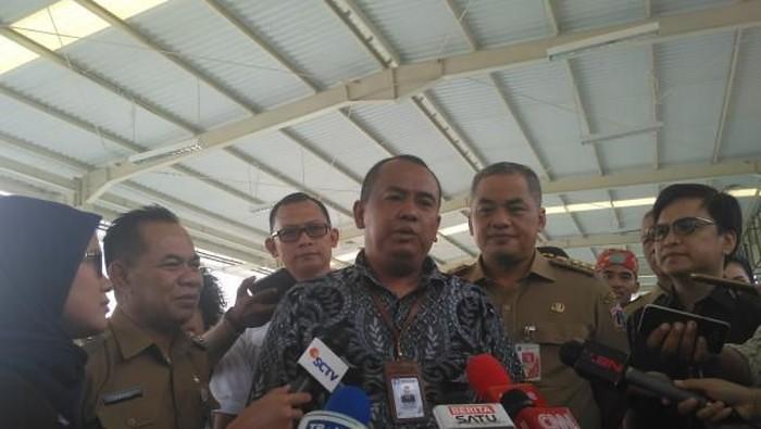 Kepala Perwakilan Ombudsman RI Perwakilan Jakarta Raya Teguh P Nugroho