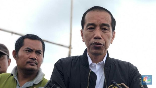Cerita Jokowi Mulai Usaha, Banting Tulang Sampai Kurus