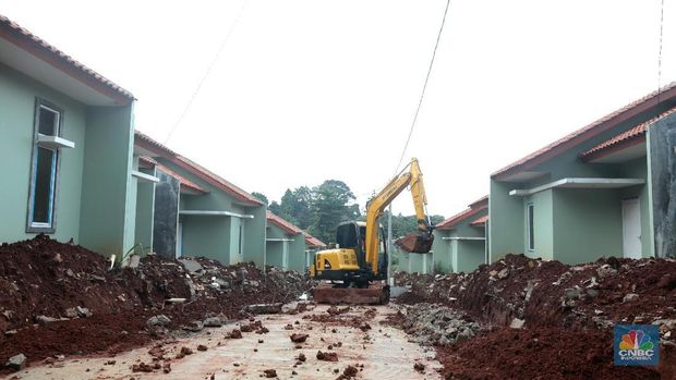 Jokowi Ogah 'Main Yoyo' Kebijakan Subsidi Rumah PNS