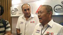 Siap Bersaing Layanan, Sriwijaya Air Tidak Akan Kecewakan Garuda