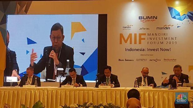 Bank Mandiri Menjawab Tantangan Investasi di 2019