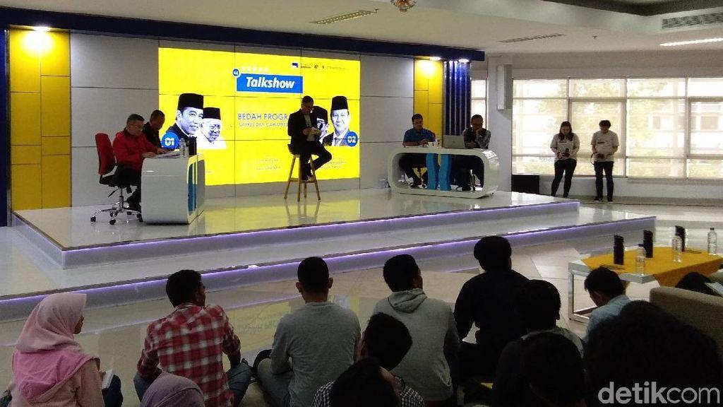 Prabowo Minta Saran Ahli Jelang Debat Capres Kedua