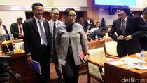 Menteri Retno dan DPR Bahas Rencana Kerja Kemenlu 2019
