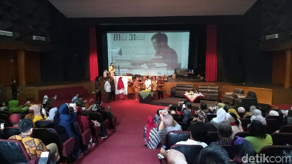 31 Tahun Anugerah Sastra Rancage yang Spesial