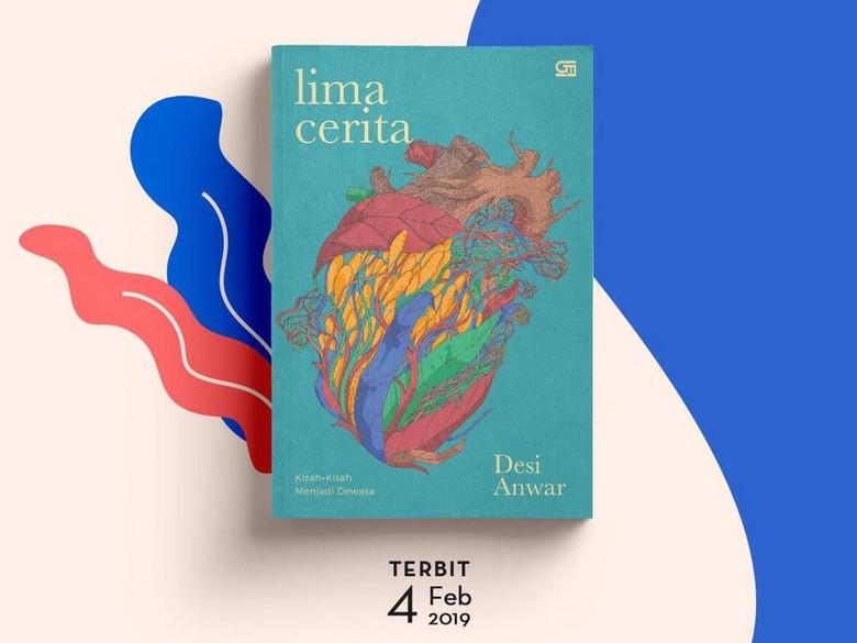 Buku Kumcer Terbaru Desi Anwar Terbit 4 Februari