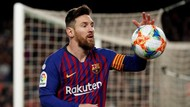 Amukan Barcelona di Camp Nou