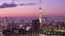 Malam di Tokyo, Jangan Lupa Lihat Gemerlap Kotanya dari Ketinggian