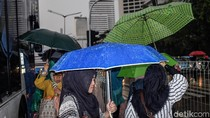 Warga Jakarta Siap-siap Hadapi Curah Hujan Tinggi
