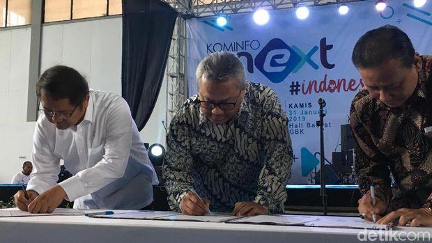 Kominfo, Bawaslu, dan KPU Siap Beraksi Tangkal Hoax Pilpres