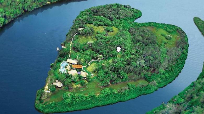 Makepeace Island di Australia (Makepeace/Sunset Coast Tourism)