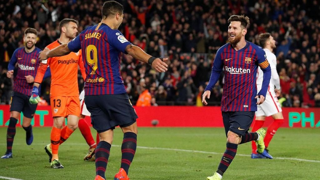 Suarez: Masa Sih Messi Segera Pensiun?