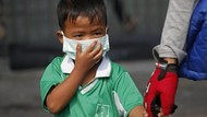Polusi Udara Ancam Kesehatan Anak-anak di Thailand