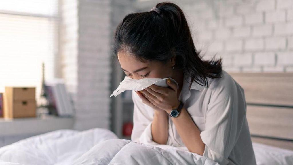Cuci Tangan Penting untuk Cegah Flu