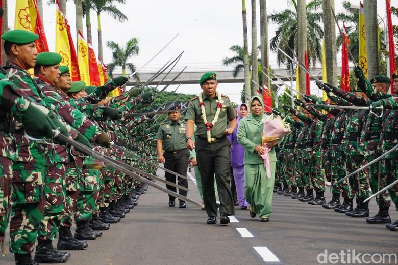 Mayjen Eko Margiyono Resmi Jabat Pangdam Jaya